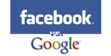 Facebook takes on Google